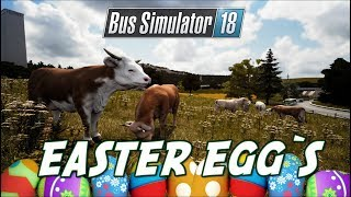 Bus Simulator 18 - Easter egg Locations