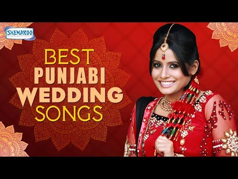 Best Wedding Punjabi Songs 2017 | Miss Pooja | Mehndi And Sangeet Songs 2017 | Punjabi Wedding Songs