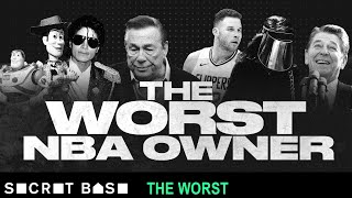 The Worst NBA Owner: Donald Sterling