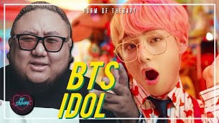 "Producer Reacts to BTS ""Idol"" + Win BTS Concert Tickets!"
