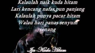 Ija-Kuda Hitam