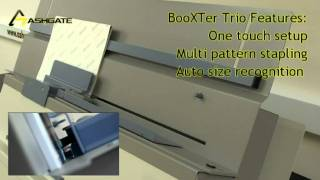 Fastbind BooXTer Trio™  from Ashgate