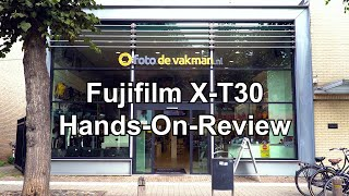 Fujifilm X-T30 Hands-On-Review | Foto de Vakman