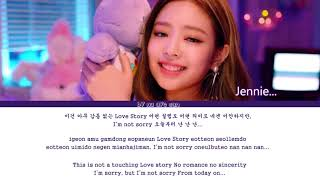 "Jennie (BlankPink)  - ""Solo"" Lyrics (Color Coded Lyrics/Ham/Rom/Eng)"