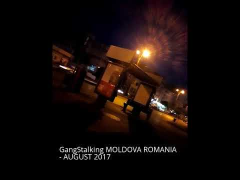 GangStalking by Local Police Ambulance, Sirens and Motorcycle at Night AUG2017
