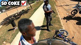 DIA DE POLÍCI4 / O INESPERADO ACONTECEU DURANTE ABORDAGEM