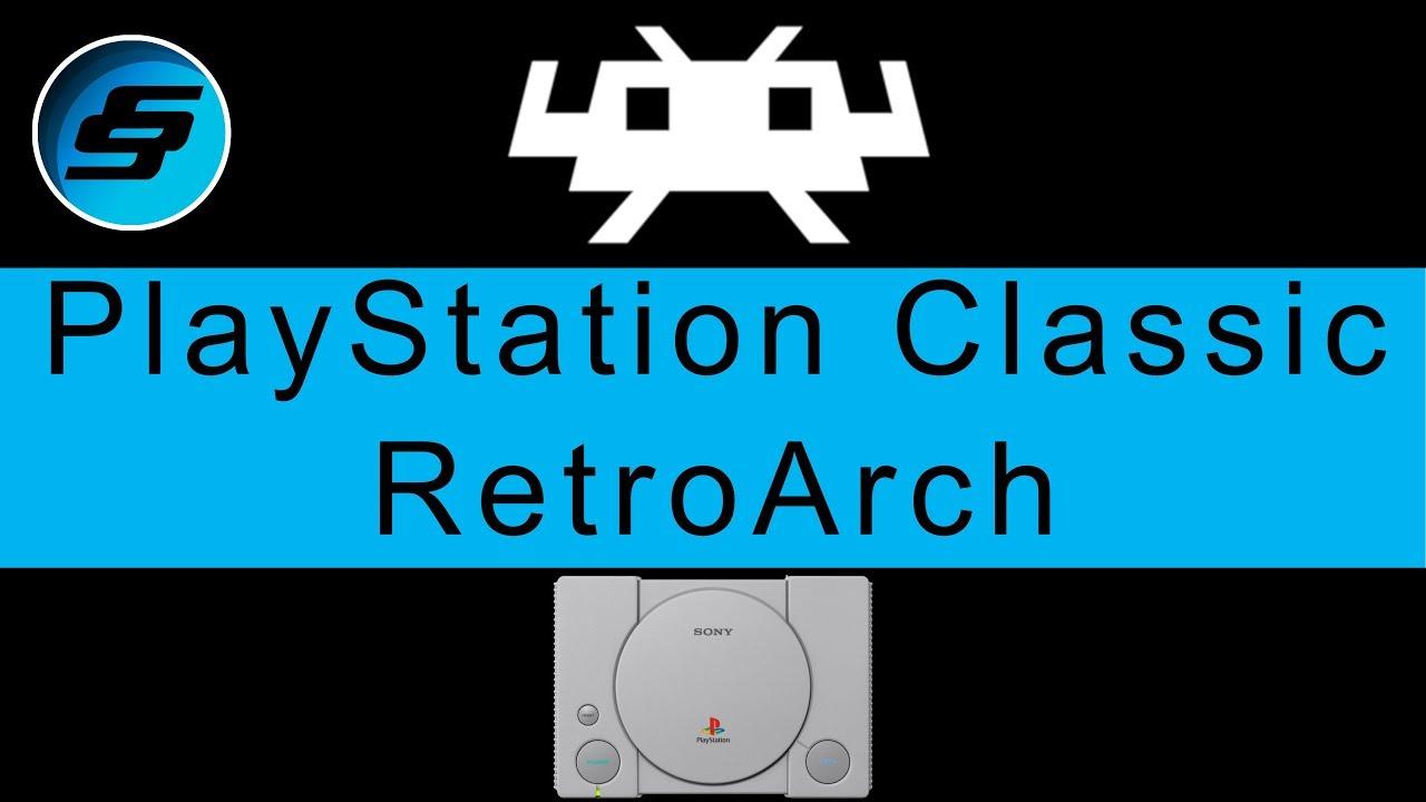 Retroarch Ps Classic