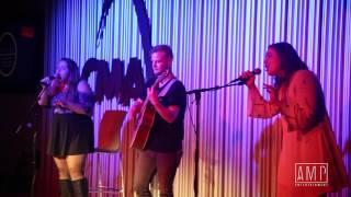AMP CMA Showcase 2017 - James Austin, Kayla Dunbar, Laura Short - Right Now