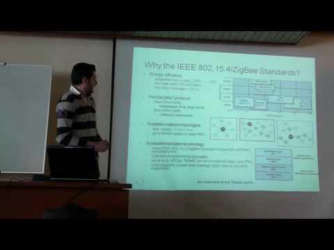 CISTER Seminar Talk - PART 1 of 4