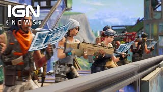 Fortnite Downtime For The 7.00 Patch - IGN Nouvelles