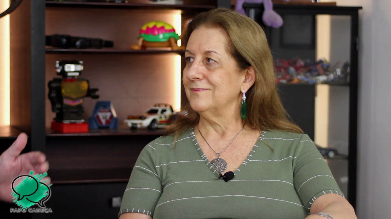 QFDQ PAPO CABEÇA ESTREIA Dra Denise Tinoco e Angelo Nery