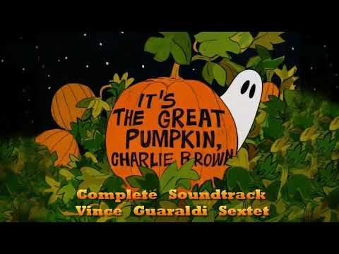 Its The Great Pumpkin Charlie Brown Soundtrack