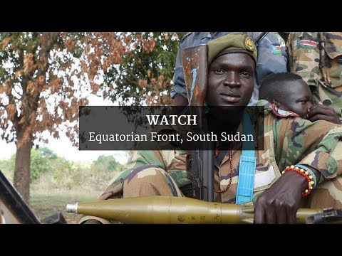Equatorian Front, South Sudan