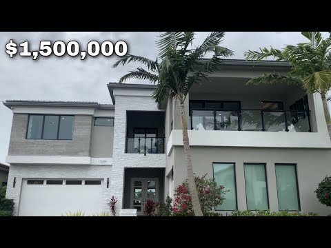 TOURING MILLION DOLLAR HOMES! ll HOUSE TOURS