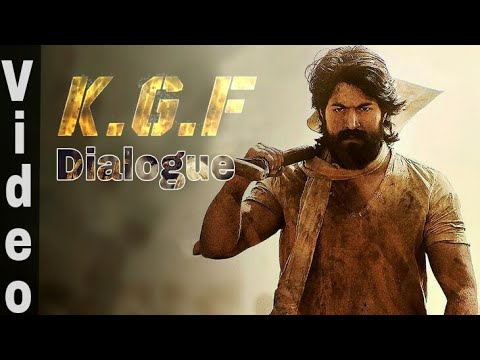 KGF Dialogue Video | KGF | Yash | KGF Dialogue WhatsApp status Tamil | LK Quotes