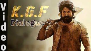 KGF Dialogue Video | KGF | Yash | KGF Dialogue WhatsApp status Tamil | LK Quotes