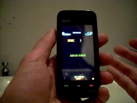 Sky Force Reloaded. Игры для Nokia 5530 (symbian s60v5).