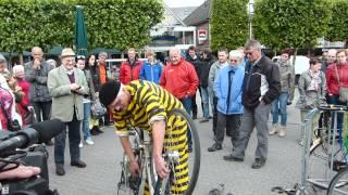 Preventieve actie fietsendiefstal op de markt in Wijchen