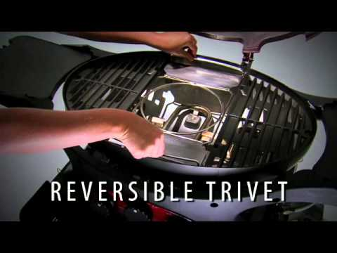 Ziegler & Brown Triple Grill   Portable Ziggy   Barbeques Galore