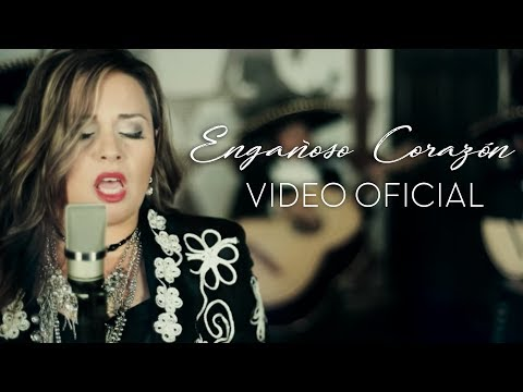 Karina Moreno - Enganoso Corazon (Video Oficial)
