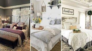 ❤DIY Rustic Shabby chic style Bedroom decor Ideas❤ | Farmhouse decor Ideas | Flamingo Mango