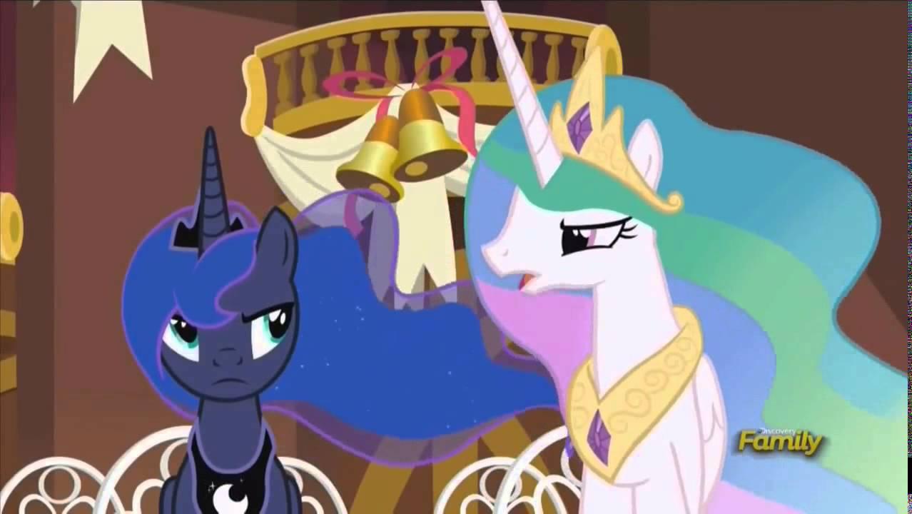 "Princess Celestia And Princess Luna Still ""mad"" At Each ..."