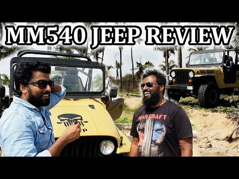 MM540 4x4 JEEP REVIEW - As I promised 50k+ Views | THANK YOU SQUAD