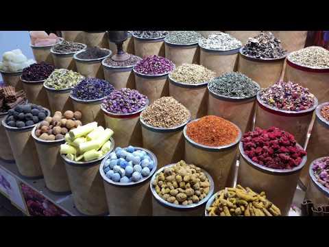Grand Souq Deira/ Spice Market/Irani Market