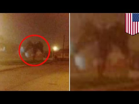 Demon caught on camera: picture of demon sighting in Arizona goes viral on Facebook- TomoNews