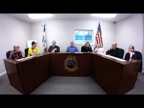 Blakesburg City Council 031416 b