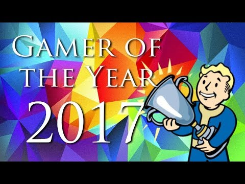 TiC Community Game Awards 2017 - Gamer of the Year