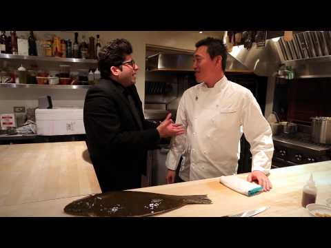 Hanging with Harris: The James Beard House - Charlotte Voisey and Chef Akira Back