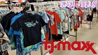 TJ MAXX - BABY SHOPPING IDEAS WALK-THROUGH 2019