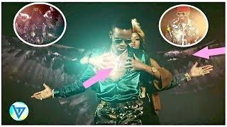 DIAMOND PLATNUMZ Akabidhi ROHO YAKE kwa SHETANI LIVE.. Illuminati waibuka hadharani INATISHAA SANA