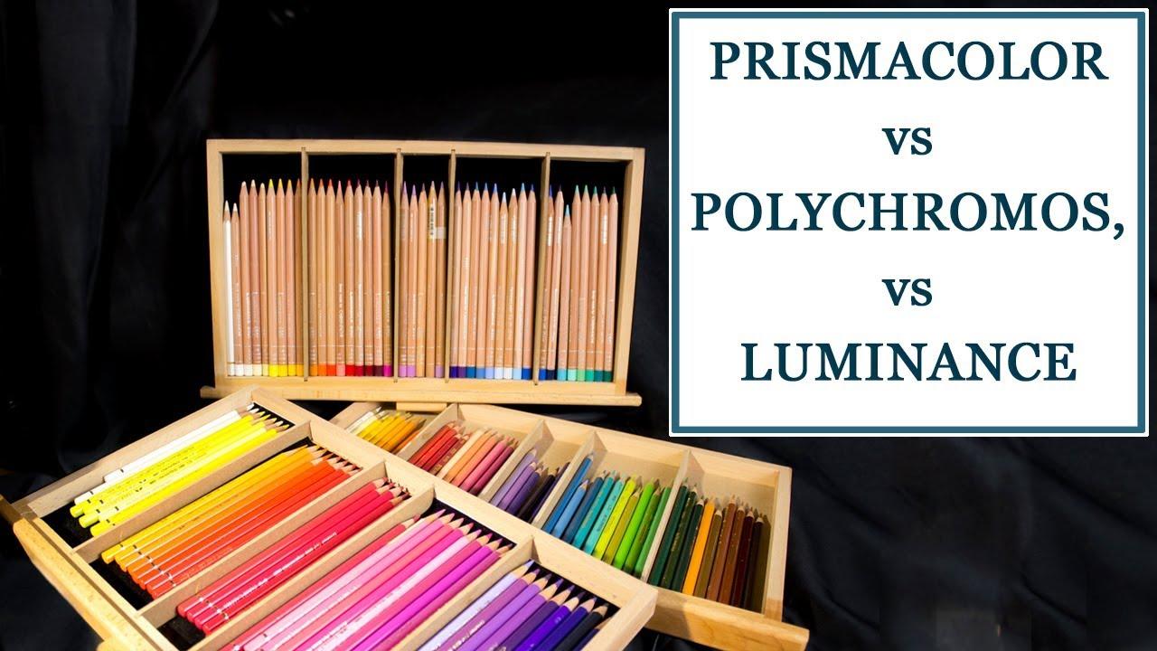 Cuáles Son Los Mejores Lápices De Colores Para Principiantes Y Profesionales