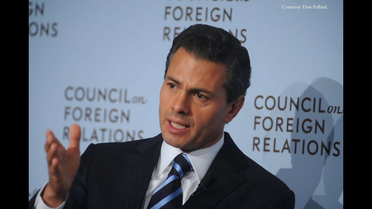 Fifty people close to Mexico's president among potential targets of ...