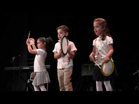 Saggio di Propedeutica Musicale con Elisa Rastrelli ( Scuola Musica Insieme )