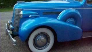 1937 Buick Roadmaster FOR SALE IN DENMARK