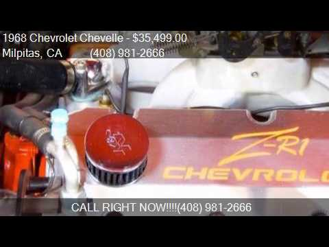 1968 Chevrolet Chevelle  for sale in Milpitas, CA 95035 at N
