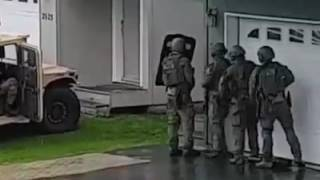 FBI Alaska SWAT team failed breach