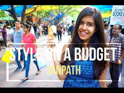 Style on a Budget: Janpath