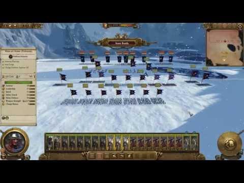 NORMAL vs VERY HARD - Total War Warhammer Gameplay