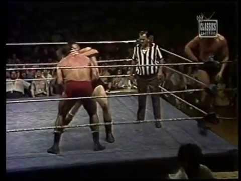Dominic Denucci and Victor Rivera vs. The Blackjacks-1974