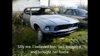 Project Annabel - 1969 Mustang Restoration