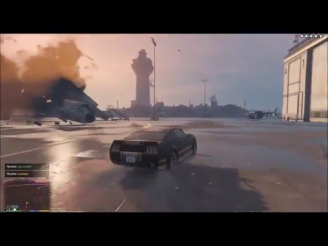 GTA 5 K.I.T.T Mod | Kara Şimşek Efsanesi