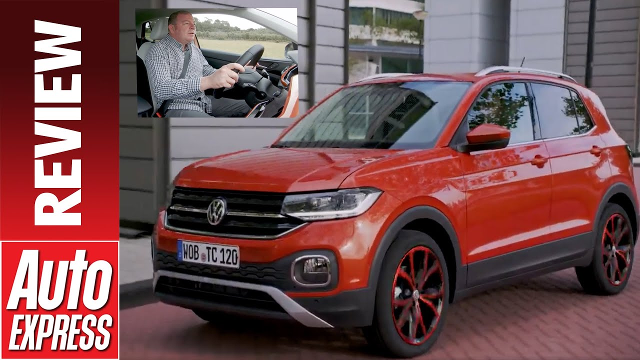 New 2019 Volkswagen T Cross Review Small Crossover Joins Vw S Growing Suv Family