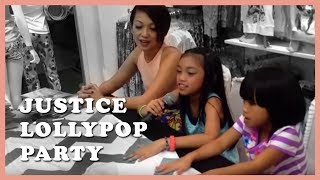 justice lollypop party at pvj bandung
