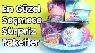 LOL Light Ups Pikmi POPS Cotton Candy Num Noms | Seçmece Sürpriz | Zep