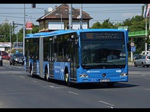 Budapest,100E busz.Deák Ferenc tér M.-Liszt Ferenc Airport 2 terminál.Bus line nr.100E