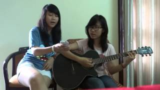Cry On My Shoulder - Cover by Roo ft Uyên @ Bibo